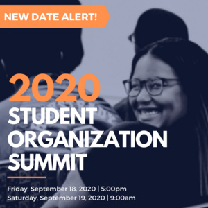 2020 Virtual Student Organization Summit