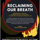 4-Part Reclaiming Our Breath Meditation Series