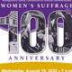 CFW 2020 Suffrage Commemoration