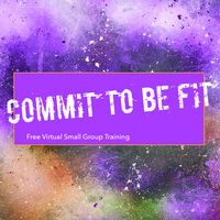 CRW Commit to be Fit Small Group Training Registration