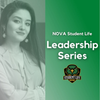 NOVA Student Life Fall Leadership Series