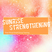 CRW Sunrise Strengthening - Registration