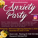 "Let's Talk ""Anxiety Party"""