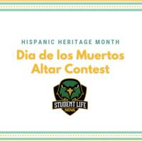 Hispanic Heritage Month Altar Contest