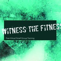 CRW Witness to Fitness - Registration