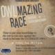 OWLmazing Race