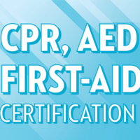Oct. CPR/AED/First Aid Class - Registration Open