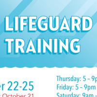 Lifeguard Class - Registration 1 Open