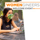 WomEngineers Virtual Welcome Event