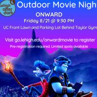 Outdoor Movie Night - Onward | Lehigh After Dark