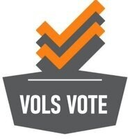 Vols Vote logo