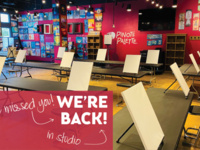 We're Back! NEW In-Studio Classes!