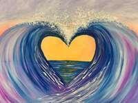 Ocean Love! (Bilingual Class Event!)