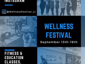 American Cancer Society's Virtual Wellness Festival