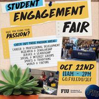 2020 Student Engagement Fair