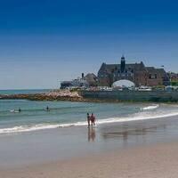 Narragansett Beach Day