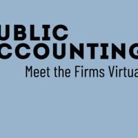 Public Accounting: Meet the Firms Virtually