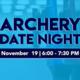 Archery Date Night