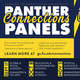 All panels start at 3:30 p.m.! Join us via go.fiu.edu/fallpanels