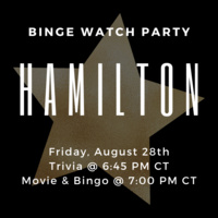 Movie Night: Hamilton with games and prizes!