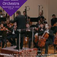 Ensemble Concert Series: TCU Symphony Orchestra Concert