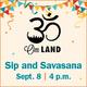 Weeks of Welcome: Sip & Savasana
