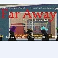 Far Away - Live Virtual Performance