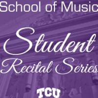 Student Recital Series: Veniamin Blokh, piano.