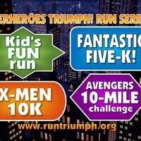 VIRTUAL Run Series (5K, 10K, 10-Mile)