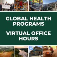 Global Health Programs Virtual Office Hours