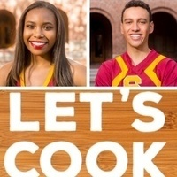 COOKING WITH THE USC SPIRIT LEADERS!