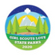 Girl Scouts Love State Parks: Introduction to Geocaching