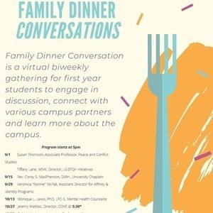 LGBTQ+ Family Dinner Conversations