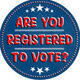 Online Voter Registration Couch Party
