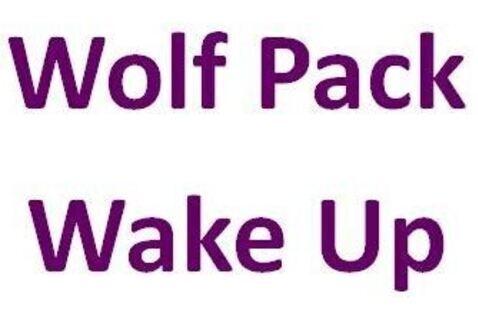 Wolf Pack Wake Up