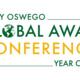 Logo for SUNY Oswego Global Awareness Conference