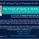 FIU in DC Fly-In Preview: The Future of Equity in Health & Beyond
