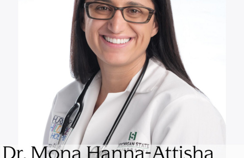 The Spartan Speaker Series & Common Reading Program Present: Dr. Mona Hanna-Attisha