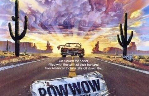 """Justice and Spirituality on Screen: """"Powwow Highway"""""""