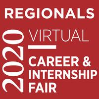 Regionals 2020 Virtual Career & Internship Fair