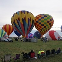 5th Annual Fall River Hot Air Balloon Festival