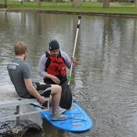 Outdoor Adventures: Virtual Standup Paddleboard Clinic