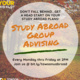 Virtual Study Abroad Group Advising