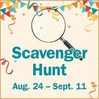 Weeks of Welcome: Virtual Scavenger Hunt