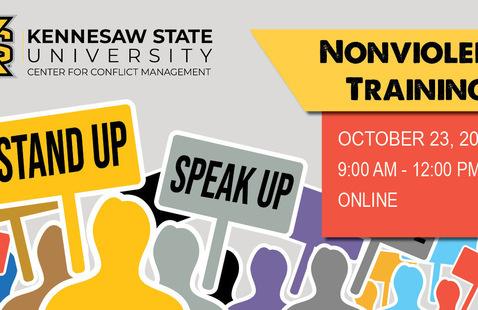 Nonviolent Training