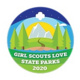Girl Scouts Hike - Hike to Boulder Point