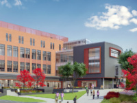 Education and Health Sciences Building groundbreaking