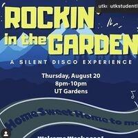Rockin' in the Garden