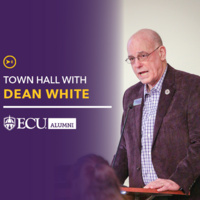Town Hall with Dean White