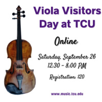 Viola Visitors Day Online